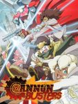 Cannon Busters Rosub, Subtitrat
